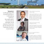 """Symposium Rotaryclub Haarlemmermeer-Schiphol """"Een ander geluid"""""""